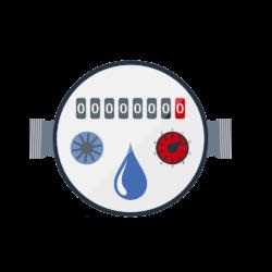 Лендинг - счетчик воды